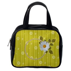 My Flower Handbag By Daniela   Classic Handbag (two Sides)   Q9urfwniqhk6   Www Artscow Com Back