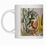 Friends Japanese Symbol Mug - White Mug