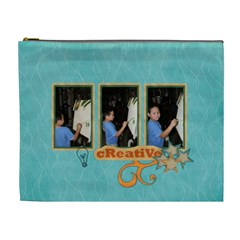 Cosmetic Case (xl)   Creative By Jennyl   Cosmetic Bag (xl)   2cmnymyhp0b7   Www Artscow Com Front