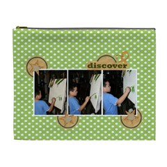 Cosmetic Bag (xl)   Discover By Jennyl   Cosmetic Bag (xl)   Rkog15o1f3va   Www Artscow Com Front