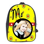 me backpack - School Bag (Large)