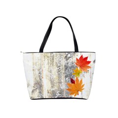 Fall Mist Classic Shoulder Bag By Catvinnat   Classic Shoulder Handbag   Ycgfskztk3e5   Www Artscow Com Back