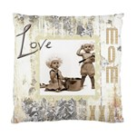 Mom xxxx Double Sided Cushion - Cushion Case (Two Sides)