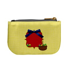 Wicked Apple Coin Bag 1 By Lisa Minor   Mini Coin Purse   Z48s2hk6h5kw   Www Artscow Com Back