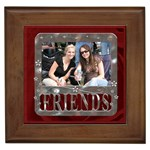 Friends Forever Framed Tile