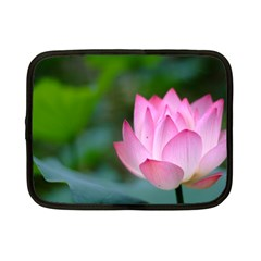 Pink Flowers Netbook Case (small) by ironman2222