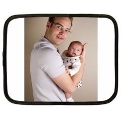 Father And Son Hug Netbook Case (xxl)