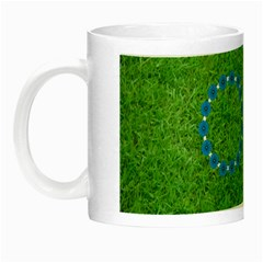 Flower Cup By Elena Petrova   Night Luminous Mug   2krtk5vqkyga   Www Artscow Com Left