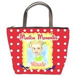 magical memories bag - Bucket Bag
