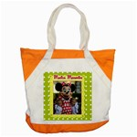 magical memories travel tote bag - Accent Tote Bag