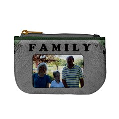 Brian And Joyce By Patricia Plunkett   Mini Coin Purse   86njfw2kgr93   Www Artscow Com Front