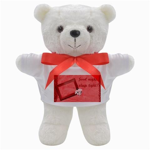 Good Night By Elena Petrova   Teddy Bear   41wkv7mkj2zf   Www Artscow Com Front
