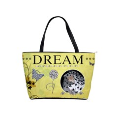 Dream Classic Shoulder Handbag By Lil    Classic Shoulder Handbag   Yevnl6ni75ya   Www Artscow Com Front