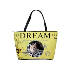 Dream Classic Shoulder Handbag By Lil    Classic Shoulder Handbag   Yevnl6ni75ya   Www Artscow Com Back