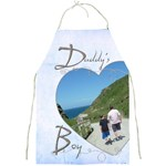Daddy s Boy Full Print Apron