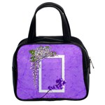 purple classic - Classic Handbag (Two Sides)
