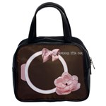 pink my precious little one - Classic Handbag (Two Sides)