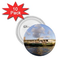 Hong Kong Ferry 1 75  Button (10 Pack)