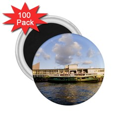 Hong Kong Ferry 2 25  Magnet (100 Pack)