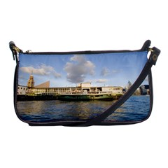 Hong Kong Ferry Shoulder Clutch Bag