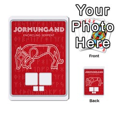 Ragnarok Card Game By Todd Sanders   Multi Purpose Cards (rectangle)   Lm081fs1ep0f   Www Artscow Com Front 7