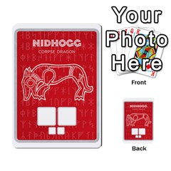 Ragnarok Card Game By Todd Sanders   Multi Purpose Cards (rectangle)   Lm081fs1ep0f   Www Artscow Com Front 8