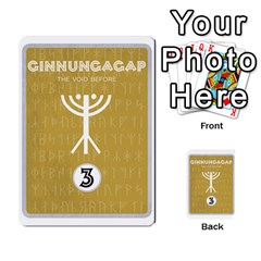 Ragnarok Card Game By Todd Sanders   Multi Purpose Cards (rectangle)   Lm081fs1ep0f   Www Artscow Com Front 20