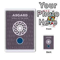 Ragnarok Card Game By Todd Sanders   Multi Purpose Cards (rectangle)   Lm081fs1ep0f   Www Artscow Com Front 32