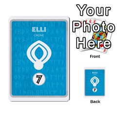 Ragnarok Card Game By Todd Sanders   Multi Purpose Cards (rectangle)   Lm081fs1ep0f   Www Artscow Com Front 47
