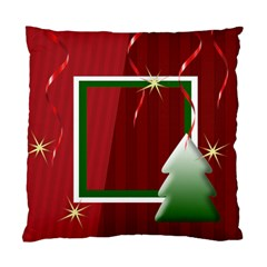 Merry Christmas By Clince   Standard Cushion Case (two Sides)   59fe08e3xcw3   Www Artscow Com Back