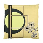 Sunflower cushion case - Cushion Case (Two Sides)