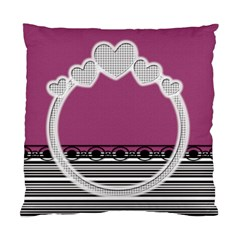 Love Ring Cushion Case By Daniela   Standard Cushion Case (two Sides)   B8lkl708d3in   Www Artscow Com Front