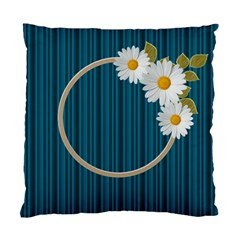 Daisy Cushion Case By Daniela   Standard Cushion Case (two Sides)   C1q5ft7zez0s   Www Artscow Com Back