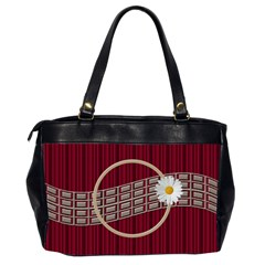 Daisy Office Bag By Daniela   Oversize Office Handbag (2 Sides)   7b6o84bt77fw   Www Artscow Com Back