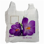 save the nature recycle bag - Recycle Bag (One Side)