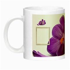 Purple Mug By Elena Petrova   Night Luminous Mug   H773jdwuflrc   Www Artscow Com Left