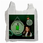 Green Beer Recycle Bag - Recycle Bag (One Side)