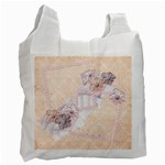 Angel Eyes -recycle bag - Recycle Bag (One Side)