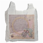 Angel Eyes-recycle bag2 - Recycle Bag (One Side)