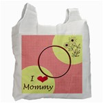 Love Mommy recycle bag - Recycle Bag (One Side)