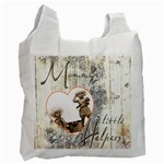 Mommy s Little Helpers Recycle Bag Double Sided - Recycle Bag (Two Side)