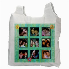 Bolsapri By Priscilla   Recycle Bag (two Side)   Udreqvtiufnt   Www Artscow Com Back