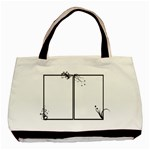 Swirl Tote - Basic Tote Bag