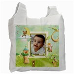 Bear Love 2sided recyle-bag - Recycle Bag (Two Side)