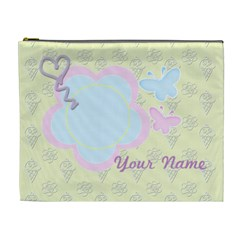 Pastels Cosmetic Bag Xl By Purplekiss   Cosmetic Bag (xl)   Rxcoa497xyeo   Www Artscow Com Front