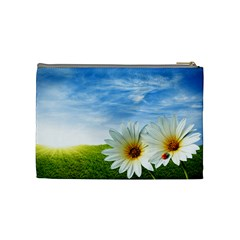 Romance By Elena Petrova   Cosmetic Bag (medium)   Fofy0arq57ky   Www Artscow Com Back