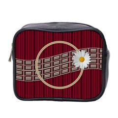 Daisy Toiletries Bag By Daniela   Mini Toiletries Bag (two Sides)   5y1ib2s15s9w   Www Artscow Com Front