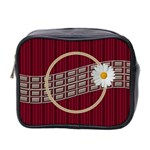 Daisy toiletries bag - Mini Toiletries Bag (Two Sides)