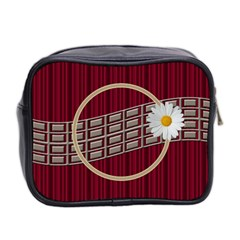 Daisy Toiletries Bag By Daniela   Mini Toiletries Bag (two Sides)   5y1ib2s15s9w   Www Artscow Com Back