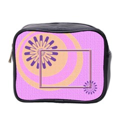 Pinky Toiletries Bag By Daniela   Mini Toiletries Bag (two Sides)   Iwzgigb49oer   Www Artscow Com Front